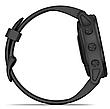 Смарт-годинник Garmin fenix 6S Pro - Black with Black Band, фото 2