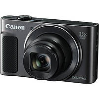 Цифровой фотоаппарат Canon Powershot SX620 HS Black (1072C014), фото 1