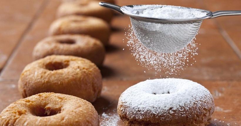 Термостабильная сахарная пудра (не тающая) 100 г, Олимпиум