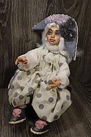 Авторская интерьерная, коллекционная, сувенирная кукла ручная работа