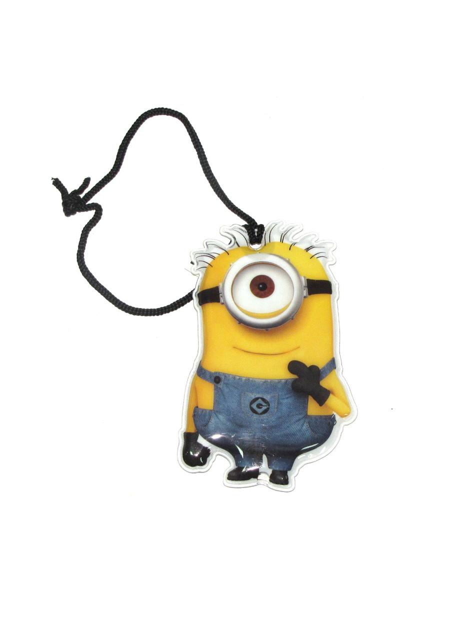 "Брелок фонарик ""Миньон"" Universal Studios 10х6см"