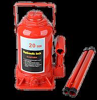 Гидравлический бутылочный домкрат Toho 20 т (04-420011)