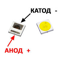 Светодиод для подсветки LED TV 3030 6V 2W 62-123TUN2C / F110140N57SBF-T EVERLIGHT