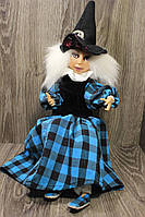 Авторская интерьерная, коллекционная, сувенирная кукла ручная работа, фото 1