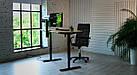 Стол с регулировкой высоты TehnoTable  wood, фото 5