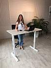 Стол с регулируемой высотой TehnoTable strong, фото 3
