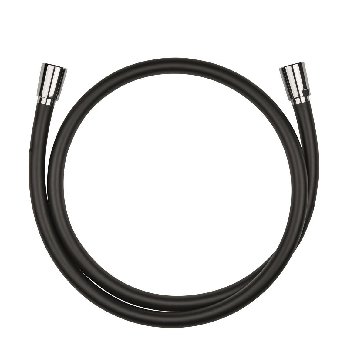 Шланг душевой KLUDI Suparaflex matt black 1250 мм (610718700)