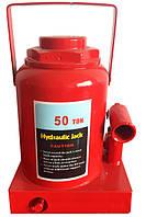 Гидравлический бутылочный домкрат Toho 50 т (04-420013)