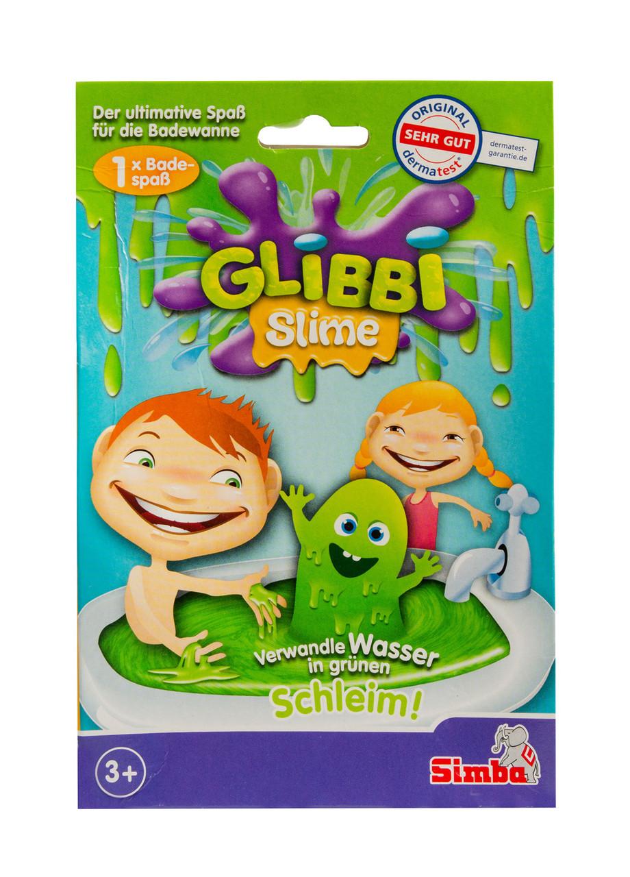 Слайм для ванны Glibbi Simba 0,15л