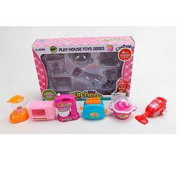Набор игровой бытовой техники для кукол 808A-1
