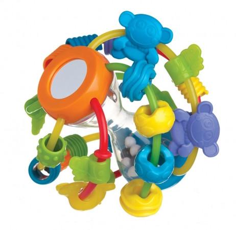 Развивающая игрушка Мячик Поиграйка PLAYGRO