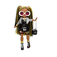Кукла ЛОЛ Сюрприз Альт Герл ОМГ 2 волна L.O.L. Surprise! O.M.G. Alt Grrrl Fashion Doll 20 Surprises