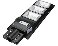 Уличный светильник на солнечной батарее, 60Вт 6500К Sunlight, без датчика