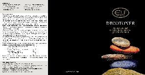 TOSCANA TONER № 501 (бетон), краситель(пигмент)-концентрат, Эльф, 75 мл, фото 2