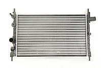 Радиатор охлаждения Opel Kadett E (1.3-1.6) 1989-1994 (522*322*22mm) МКПП