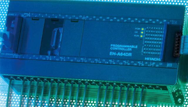 Программируемые логические контроллеры Hitachi серии Micro-EH, Япония