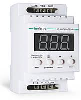 """Терморегулятор ТР16В2, """"Климат-контроль"""" с контролем влажности, 16А, 4 канала управления по 1,0 кВт, hselectro"""