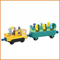 Паровозик Чаггингтон Учебные вагончики (Training Cars) Chuggington LC54029
