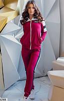 Женский стильный спортивный костюм  (42-46)