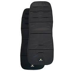 Матрасик для коляски на флисе Elodie details - Black Edition 103776