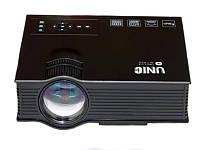 Проектор мультимедийный UNIC UC-68 1800 Led Progector