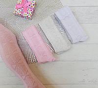 Колготки с рельефным узором для девочки 3-4 года 5489612734149