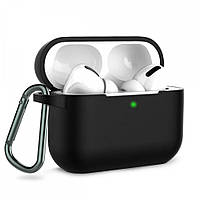 Чехол для наушников Apple AirPods Pro KeepHone Black