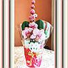 Орхидея букет с пряников, фото 2