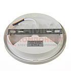 Светодиодный светильник Datex накладной ЖКХ 15Вт, круглый, холодный белый, IP65, фото 2