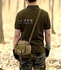 Поясная / наплечная тактическая сумка Protector Plus Y117, фото 3