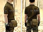 Поясная / наплечная тактическая сумка Protector Plus Y117, фото 4