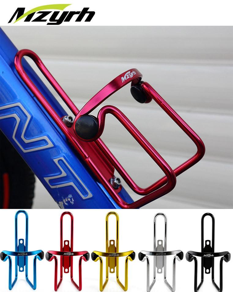 """Крепление для фляги / флягодержатель велосипедный алюминиевый улучшенный TM """"MZYRH"""""""