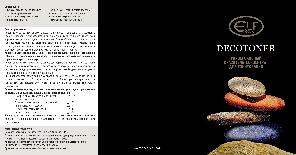 TOSCANA TONER № 502 (серый мох), краситель(пигмент)-концентрат, Эльф, 20 мл, фото 2