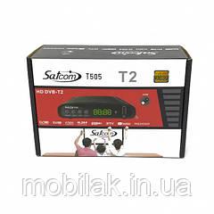 Ресивер Satcom T505 - DVB-T/T2
