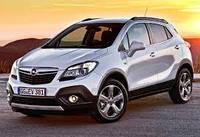 Opel Mokka (Позашляховик) (2012-)