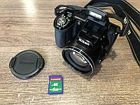 Фотоапарат Nikon Coolpix L830 Black