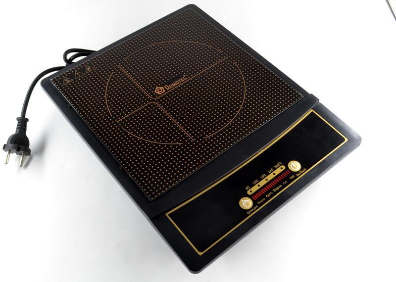 Індукційна електроплитка DOMOTEC 2000 Ват ТуТ TyT