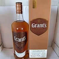 Grant's Distillery Edition (Грантс Дистиллери Эдишн) 1L