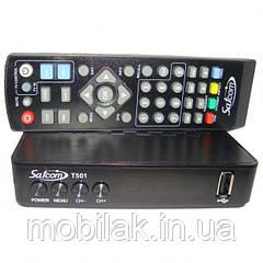 Ресивер Satcom T501 (обучаемый программируемый пульт) 12 Вольт DVB-T/T2