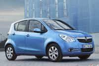 Opel Agila B (2008-2014)