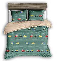 Комплект постельного белья полуторный, 150*220, сатин, TM Krispol (615.758)