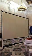 Экраны обратной проекции на люверсах любого размера