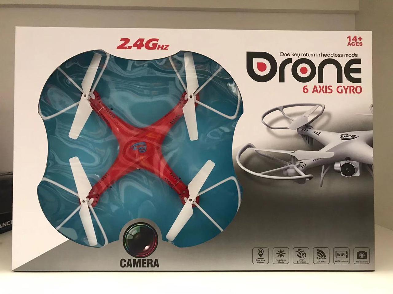 Квадрокопетр DRONE X8 (007)