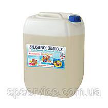 Коагулянт (флокулянт) жидкий для очистки мутной воды в бассейне Сплеш 20 л