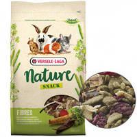 Корм Versele-Laga Nature Snack Fibres ВЕРСЕЛЕ-ЛАГА НАТЮР СНЕК КЛІТКОВИНА дод. корм для гризунів 0,5 кг