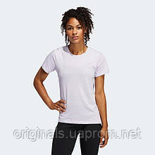 Женская футболка Adidas Go-To purple tint FJ7297 2020