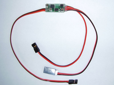 Электронный опто-выключатель / Killswitch eco (v 2.1)