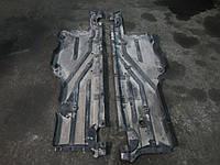 Защита днища mercedes-benz w251 r-class (A2516190138 /A2516190238)
