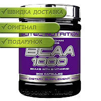 Аминокислота Scitec Nutrition BCAA 1000 300 капсул