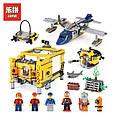 """Конструктор Lepin 02088 """"Глубоководная исследовательская база"""" 1016 деталей. Аналог LEGO City 60096, фото 4"""